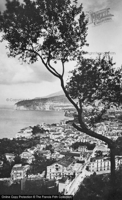 Photo of Sorrento, General View c.1920