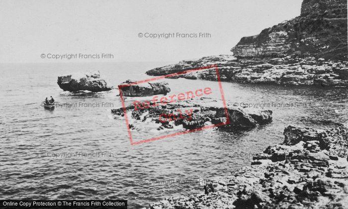 Photo of Sorrento, Punta Del Capo c.1920