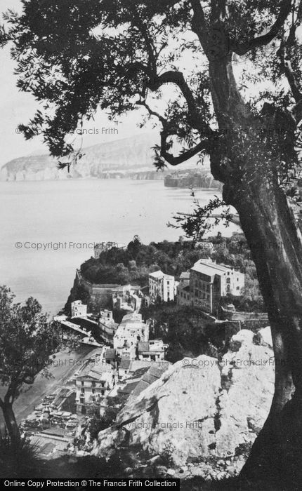 Photo of Sorrento, View From East Side c.1920