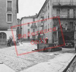 Fountain c.1939, Sospel