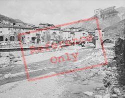 Old Bridge And River Bevera 1939, Sospel