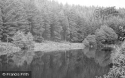 Soudley, Soudley Ponds c.1960