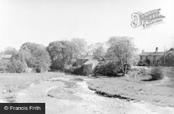 Soulby, Bridge End c.1955