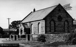 Soulby, Wesleyan Chapel c.1955