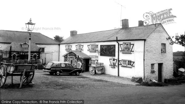 Photo of Sourton, Highwaymans Inn c.1965