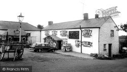 Sourton, Highwaymans Inn c.1965