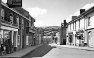 South Brent, Church Street c1955