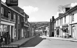 Church Street c.1955, South Brent