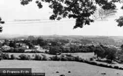 South Brent, General View c.1960