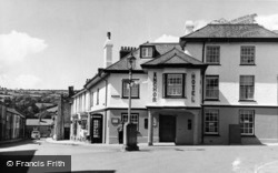 South Brent, The Anchor Hotel c.1955