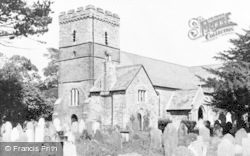 South Brent, The Church c.1960