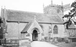 South Cerney, All Hallows Church 1960