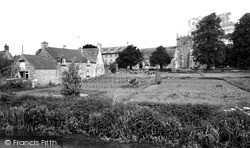 South Cerney, All Hallows Church c.1965