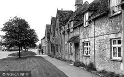 Silver Street c.1960, South Cerney