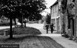 South Cerney, Silver Street c.1960