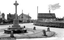 South Cerney, The Memorial c.1967