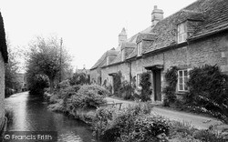 South Cerney, The Village c.1965