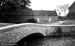 South Cerney, The Village c.1967
