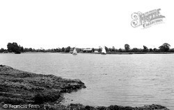 South Cerney, The Water Park c.1965