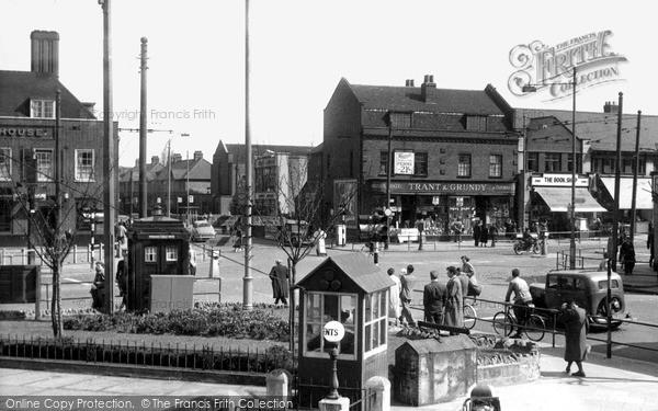 Photo of South Chingford, Albert Crescent c1955