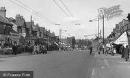 South Chingford, Chingford Mount Road c1955