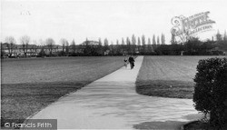 South Chingford, Memorial Recreation Ground c.1955