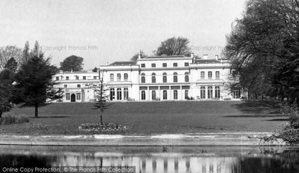 Photo of South Ealing, The Museum, Gunnersbury Park c.1955