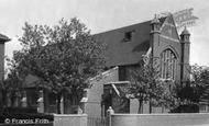 South Elmsall, St Mary's Parish Church c.1955