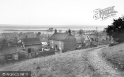 South Ferriby, General View c.1960