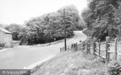 South Ferriby, Hillfoot c.1960