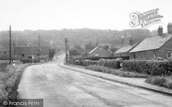 South Ferriby, Main Road c.1950