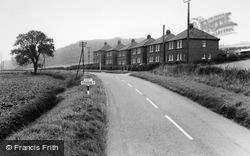 South Ferriby, Prospect Villas c.1965
