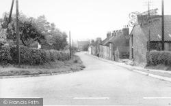 South Ferriby, School Lane c.1965