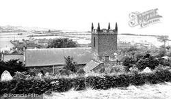 South Ferriby, The Church c.1965