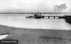 South Ferriby, The Island From The Sluice c.1965