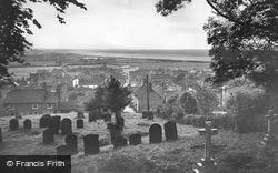 South Ferriby, View From The Church c.1960