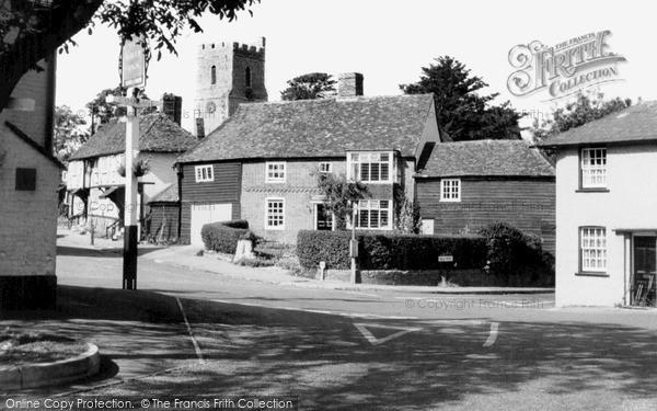 Photo of South Fleet, Village c.1960