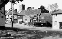 South Fleet, Village c.1960, Southfleet
