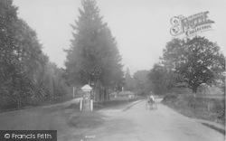 South Godstone, Anglefield Corner 1908