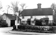 South Godstone, Fox And Hounds, Tilburstow Hill c.1955
