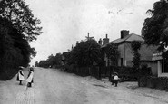 South Godstone, Godstone Road 1907