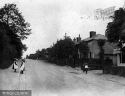South Godstone, Godstone Road 1907