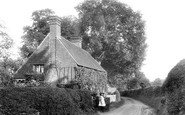 South Godstone, Harts Lane 1908