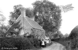 South Godstone, Harts Lane 1908