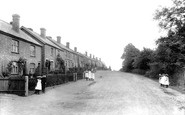 South Godstone, Lagham Road 1907