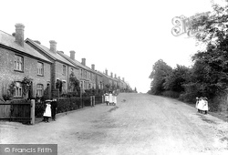 South Godstone, Lagham Road 1907