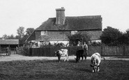South Godstone, Posterngate Farm 1909