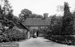 South Godstone, The Fox And Hounds, Tilburstow Hill 1908