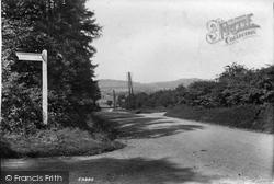 South Godstone, Tilburstow Hill 1908