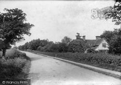 South Godstone, Wonham Cottage 1907